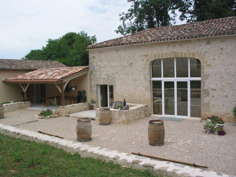 Château Font-Vidal – Salle