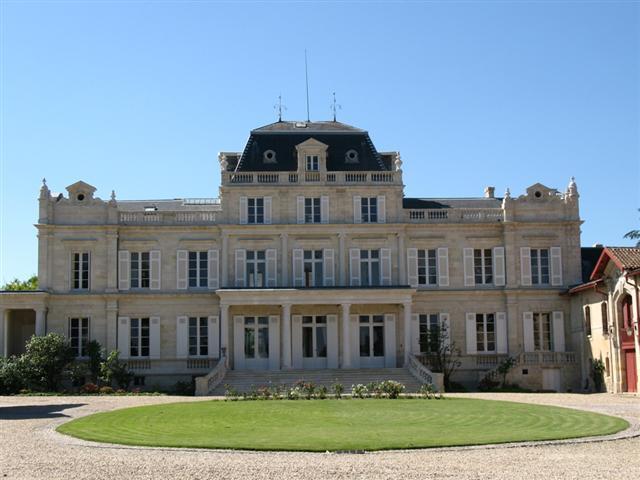 Château Giscours Facade Nord
