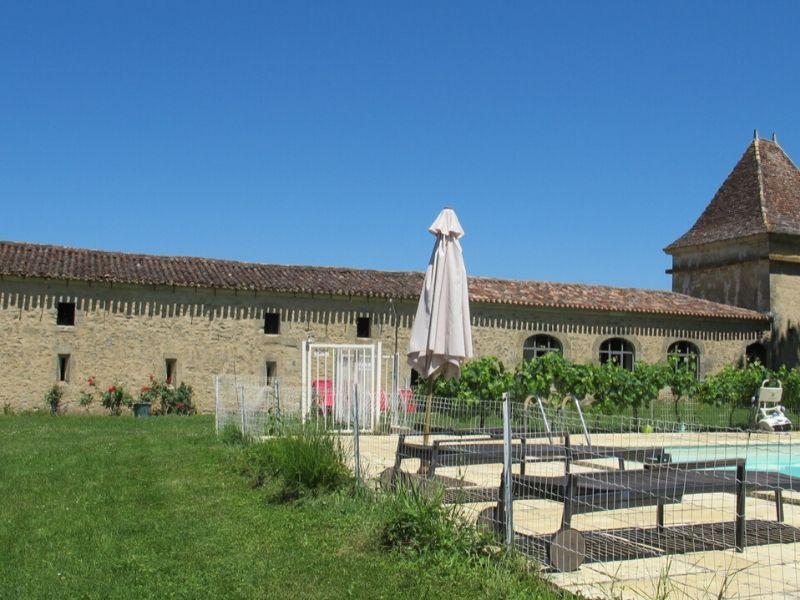 Château Guiton camping