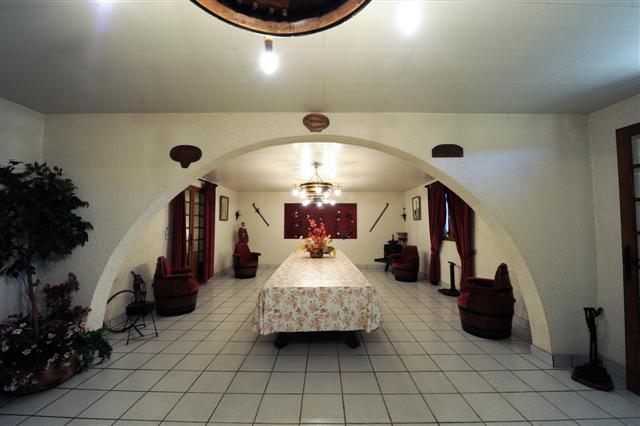 Château Haut Coteau salle de réception
