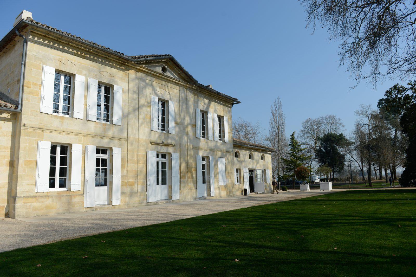 Château La Dominique ©JB Nadeau