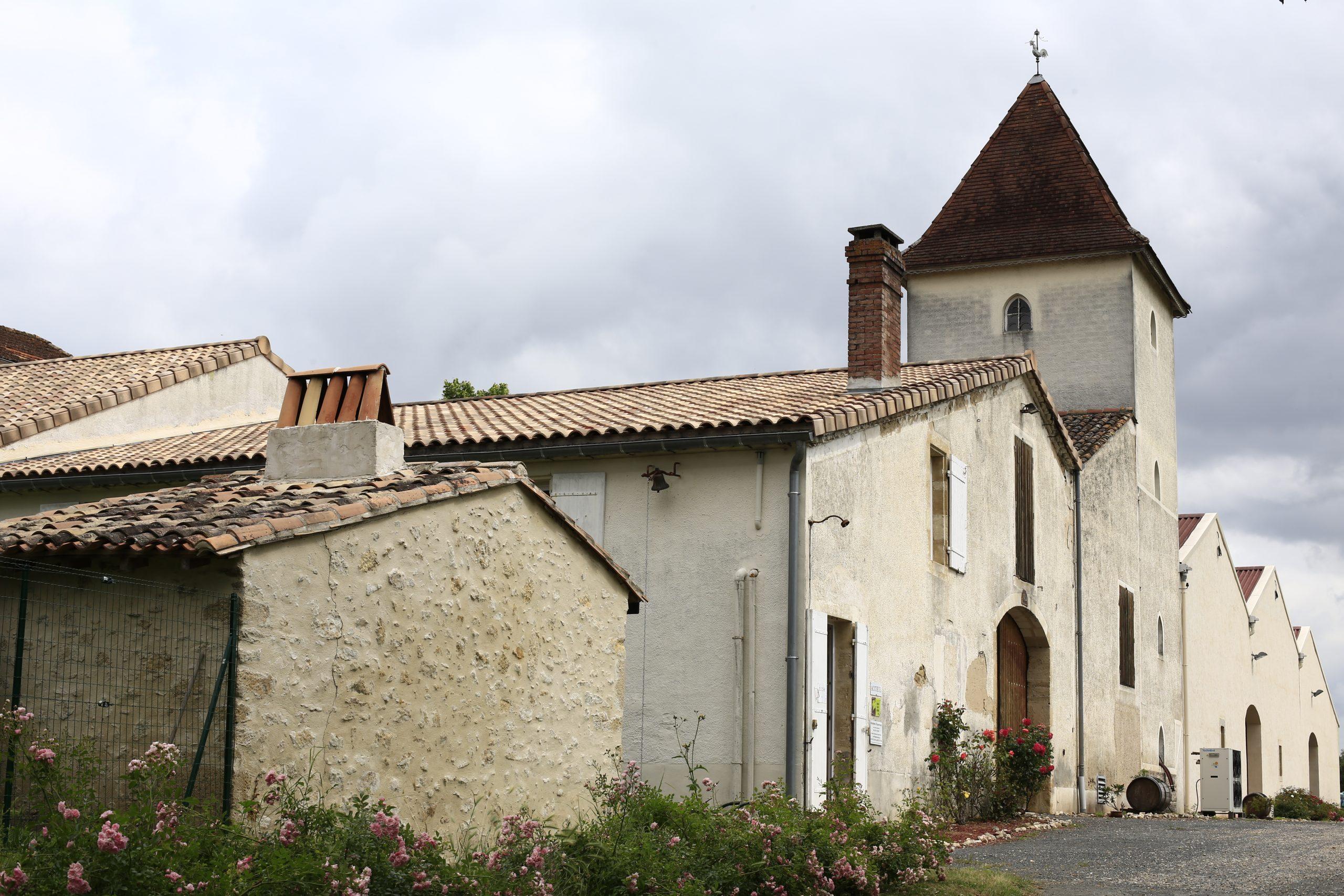 Château La Rose Sarron – SUD-GIRONDE – Saint-Pierre-de-Mons