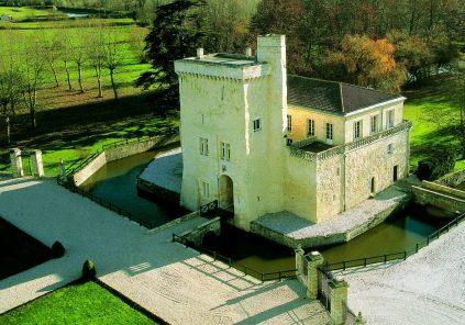 Voyage dans le temps au château La Tour carnet