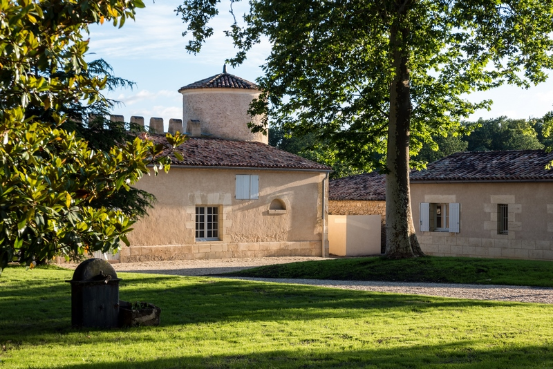 Château Lafaurie Peyraguey – BOMMES – Sud-Gironde