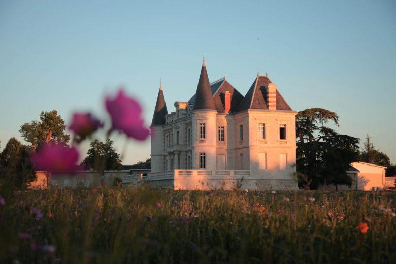 Chateau_Lamothe_Bergeron_aube