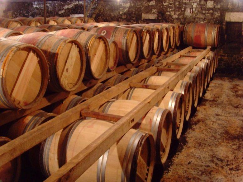 Château Micalet chai 800×600
