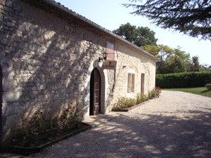 Chateau Parenchère – Accueil