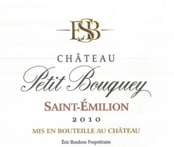 Château Petit Bouquey