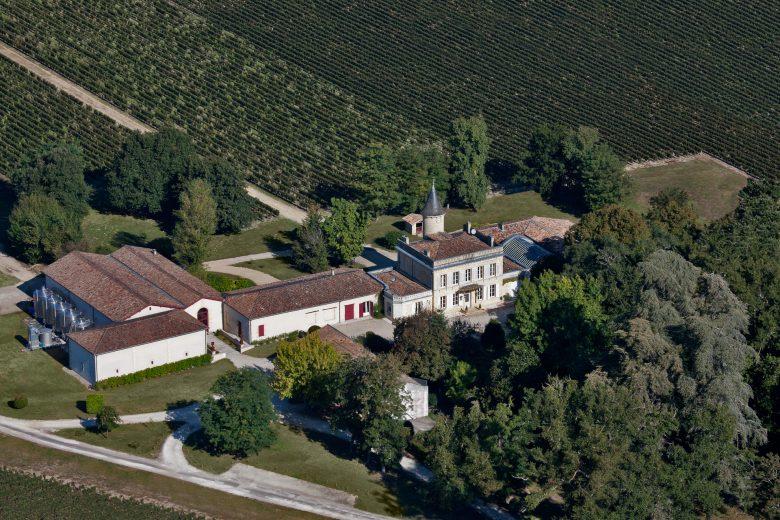 Château de Castres panoramique