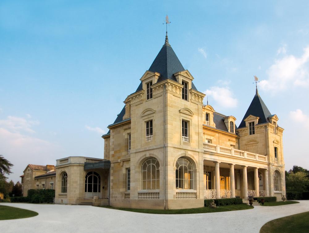 Château de Léognan – extérieur