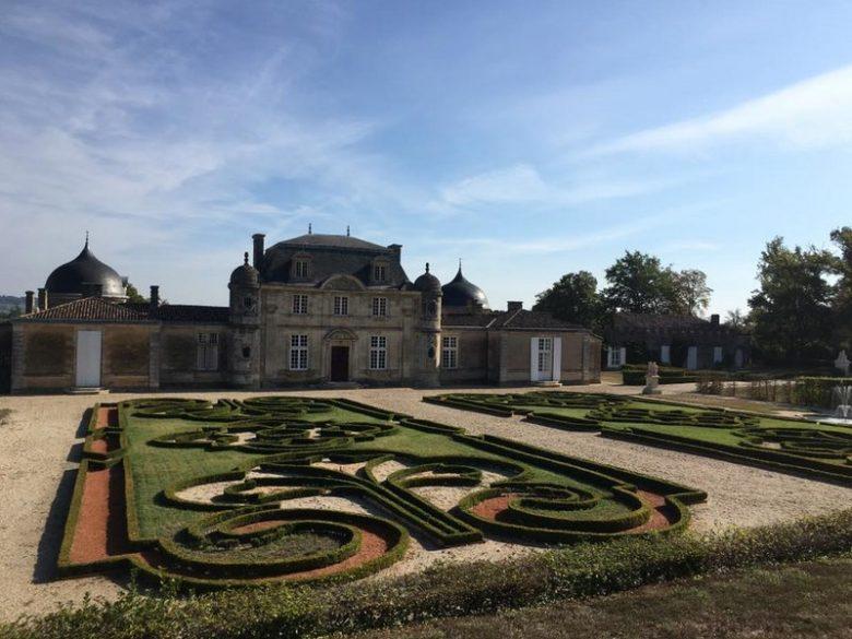 Destination Garonne, Château de Malle, Preignac