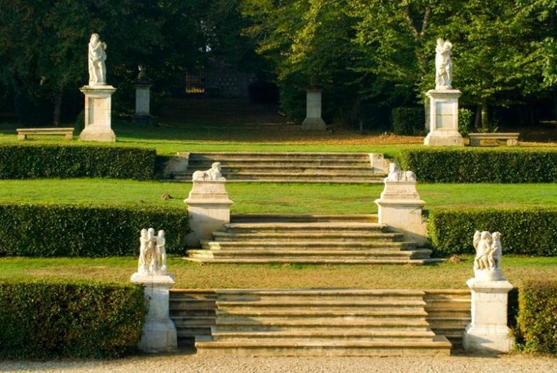 Destination Garonne, Château de Malle, Preignac, les jardins