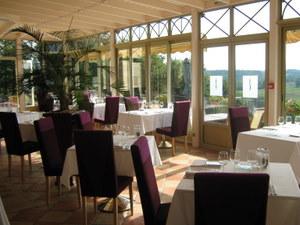 Chateau de Sanse – Restaurant