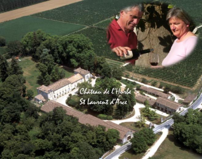Chateau de l'Hurbe (BWT)