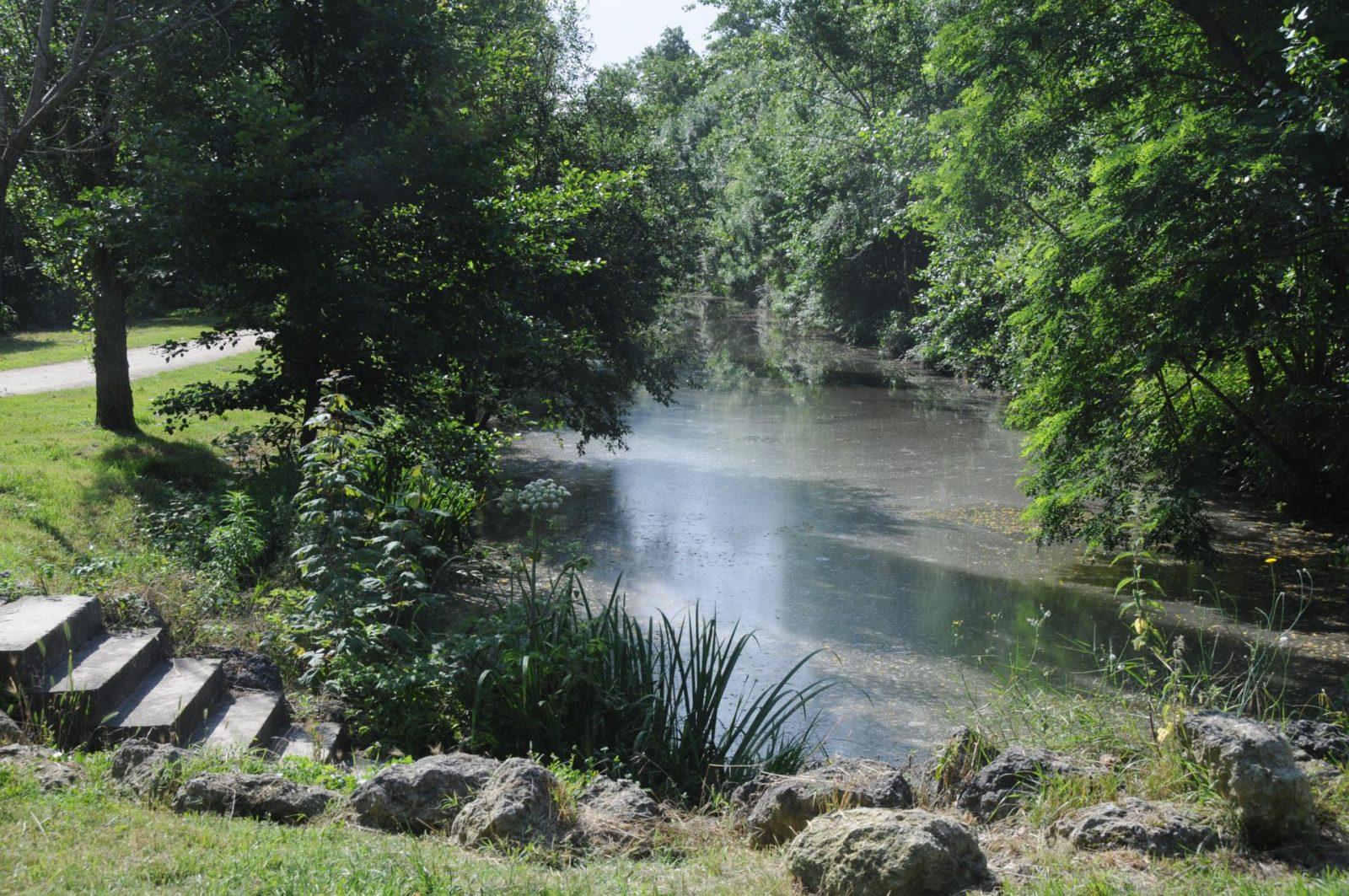 Cheminement Doux – Parc Mussonville – Begles 02