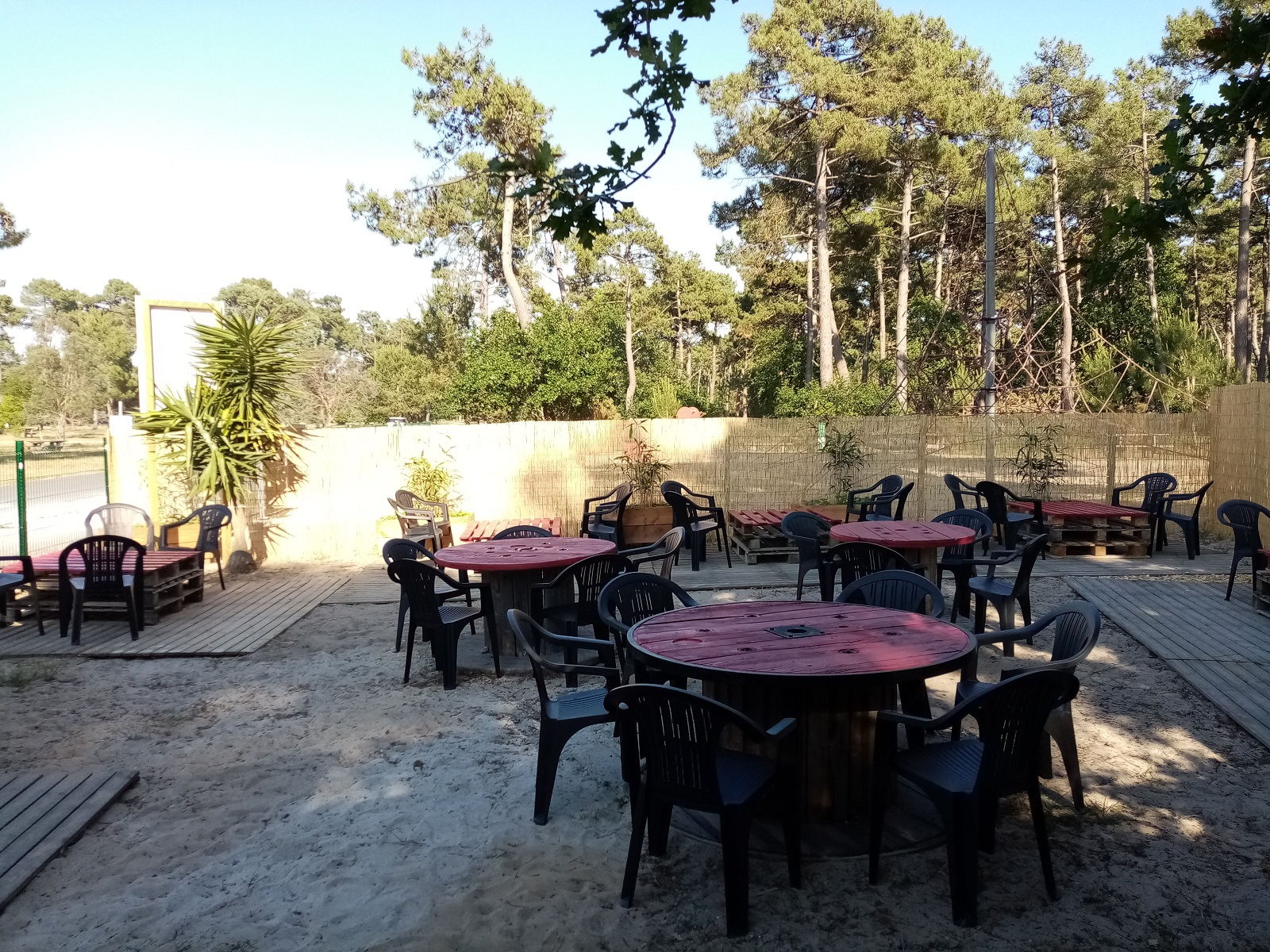 Chez Grapouille Mini Golf des Vins 4