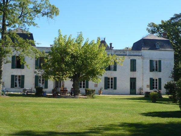 Destination Garonne, Château Dauphiné-Rondillon, Loupiac