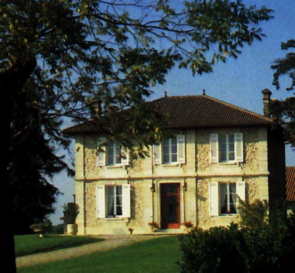 Destination Garonne, Château Grand Peyruchet, Loupiac