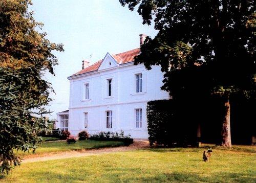 Destination Garonne, Château des Mailles, Sainte-Croix-Du-Mont