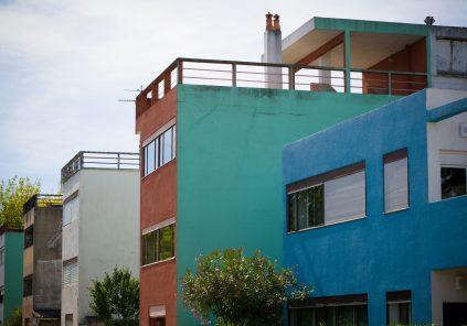 Aventure entre vignes et architecture
