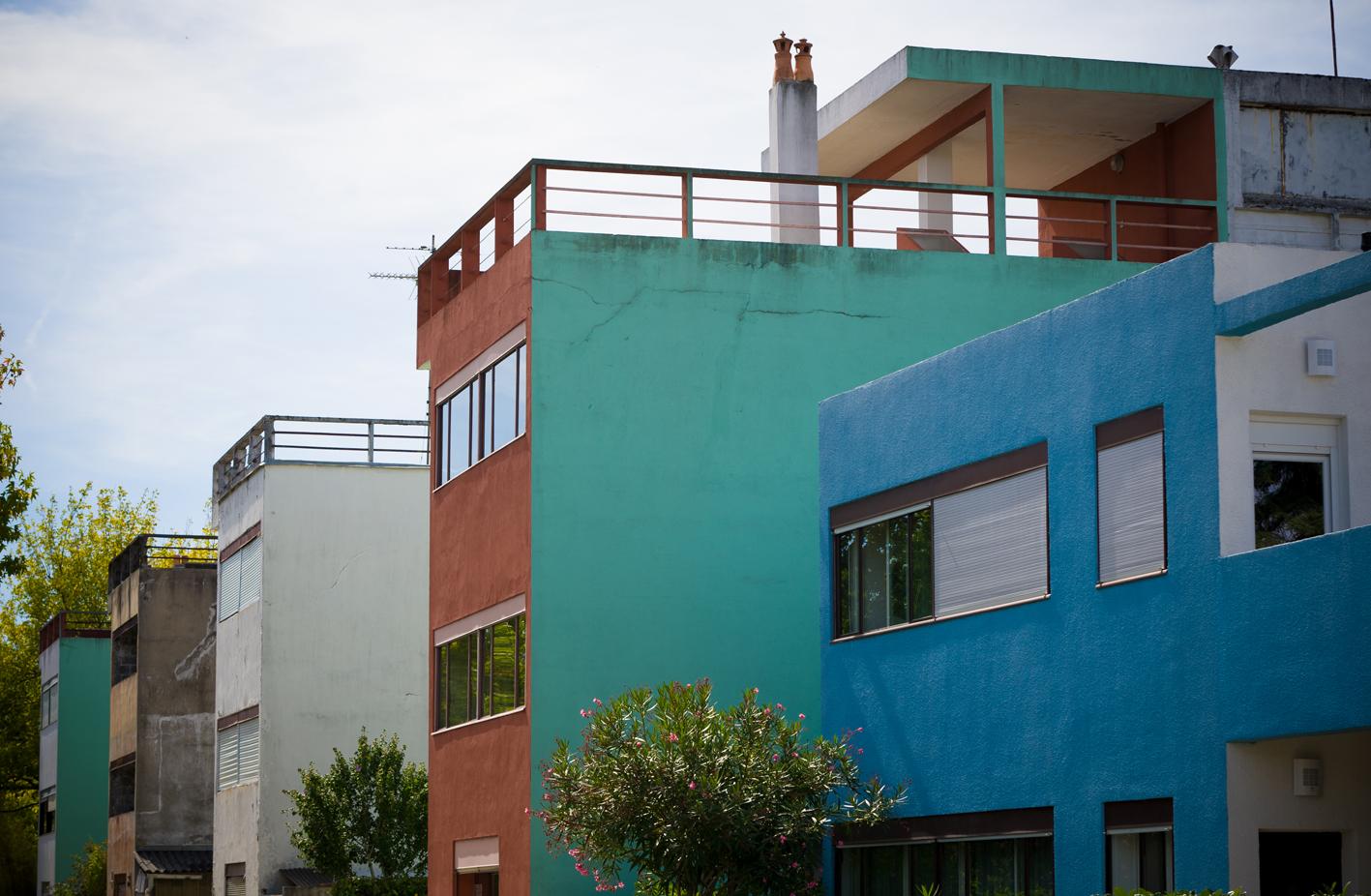 Cité Frugès-le corbusier