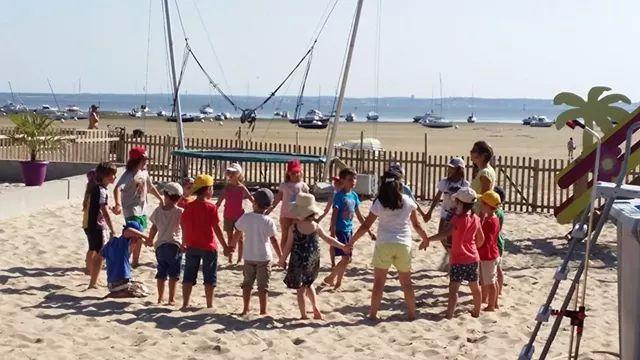 Club-de-plage-les-Marsouins