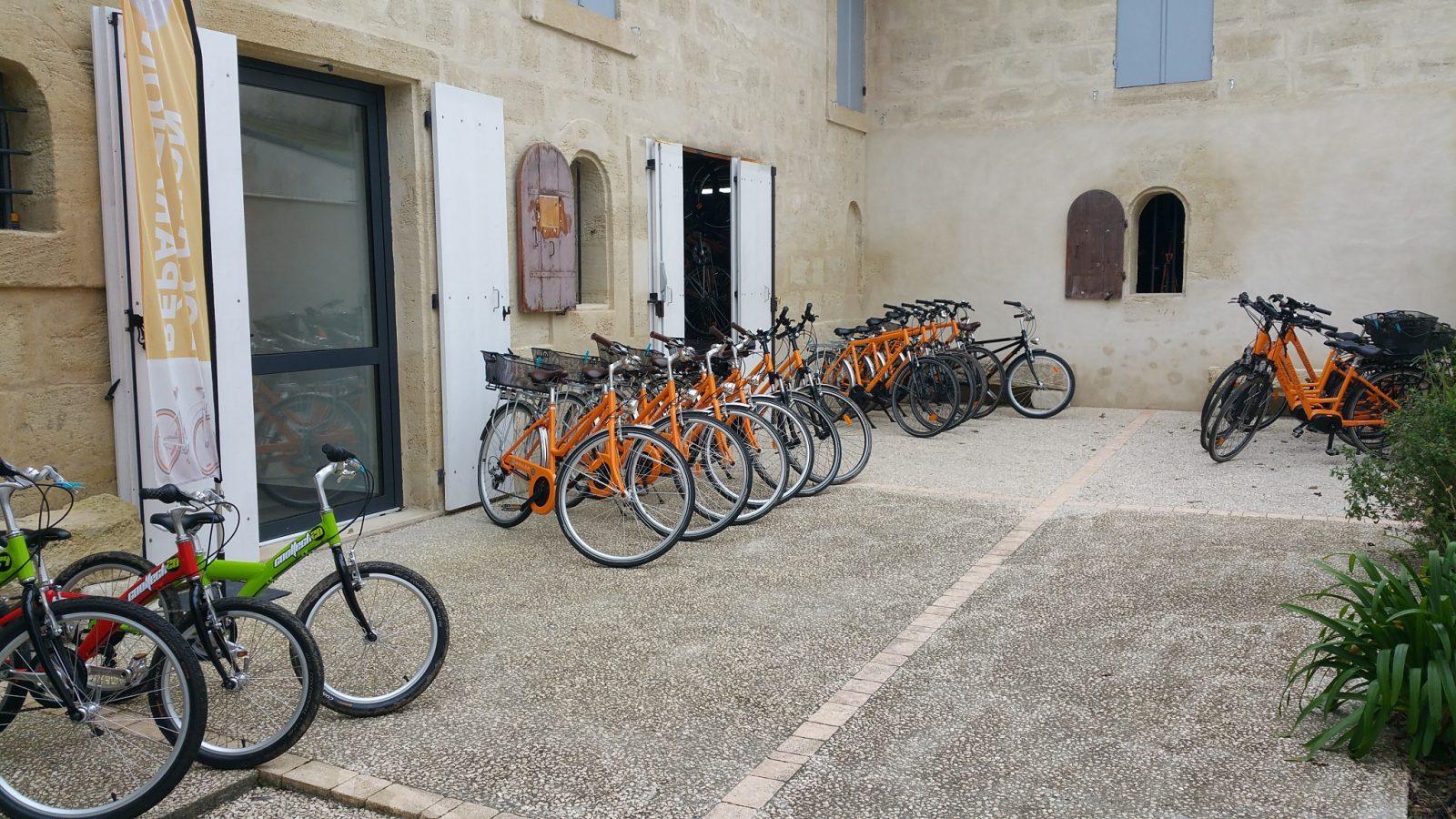 Les Cycles du Canal – CASTETS -ET-CASTILLON – Sud-Gironde