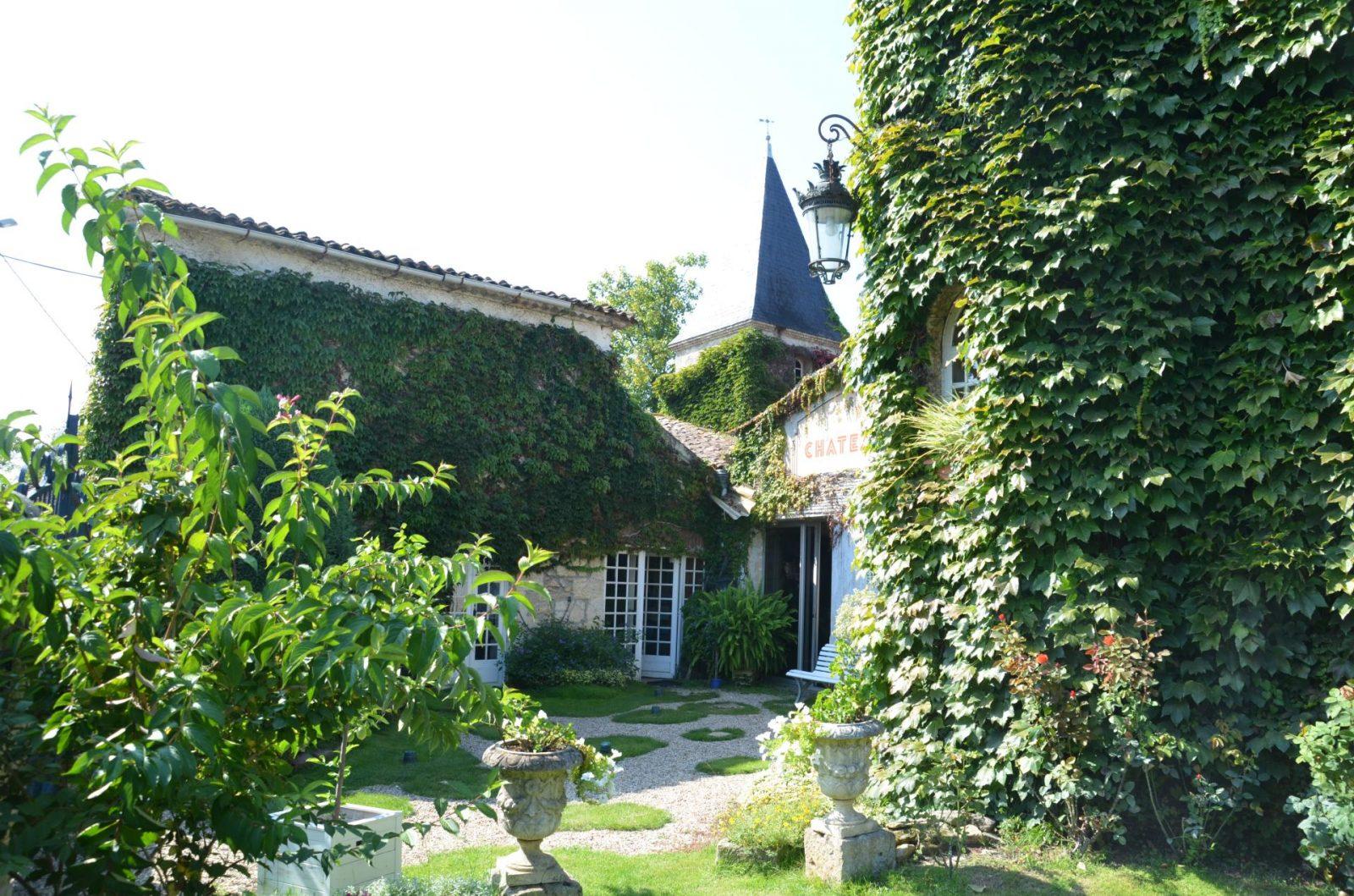 Destination Garonne, Château Gravas, Barsac
