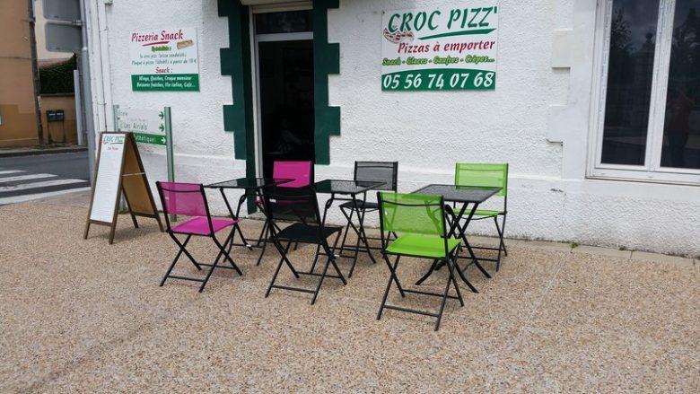 Croc Pizz Hostens