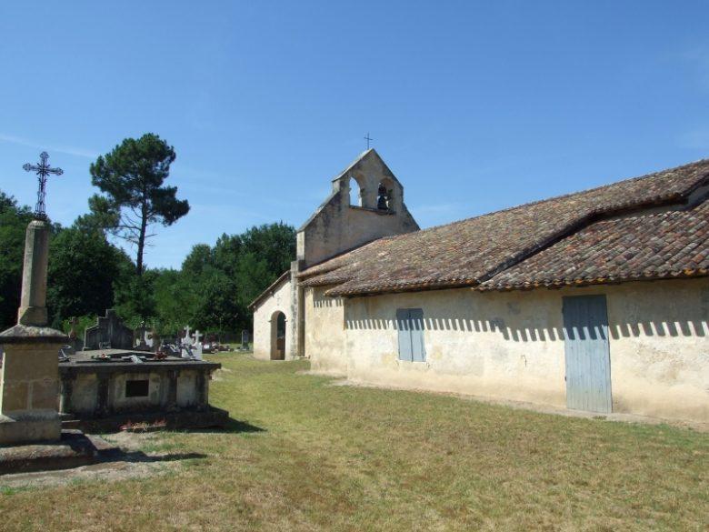 Cudos – église Artiguevielle (2)