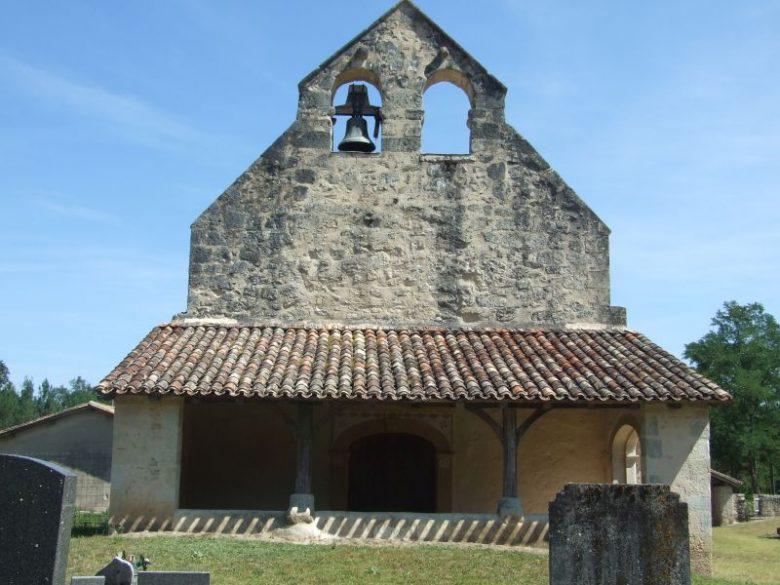 Cudos – église Artiguevielle