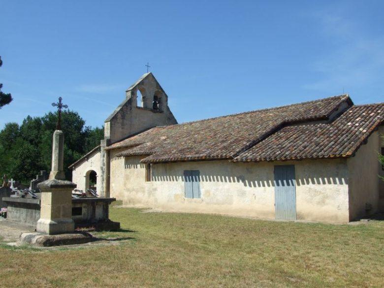 Cudos – église Artiguevielle1