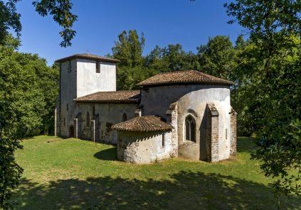 Eglise Saint-Michel du Vieux Lugo