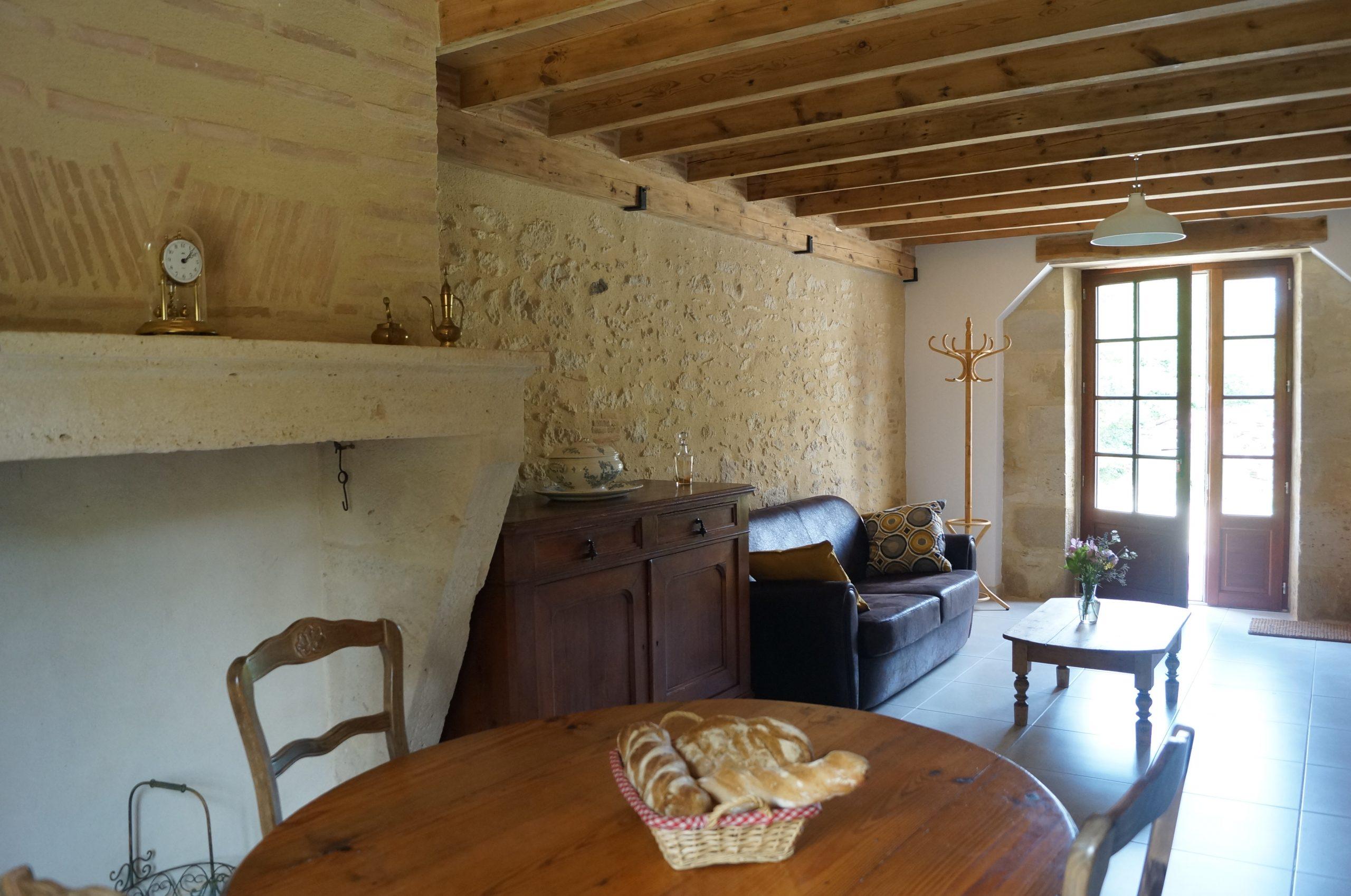 Gîte de Labrouche – SAINT-PARDON-DE-CONQUES – Sud-Gironde