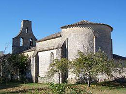 Daubèze eglise