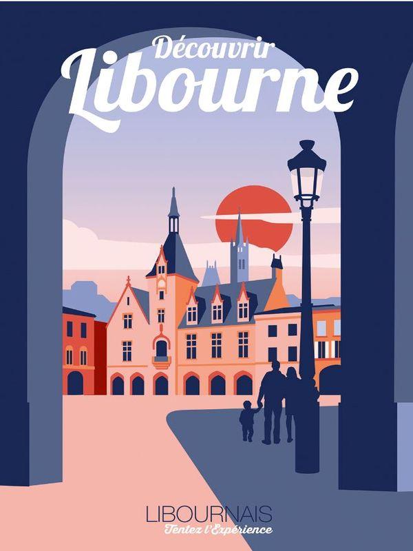 Découvrir Libourne