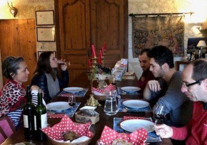 Déjeuner ou Dîner au Château Balac