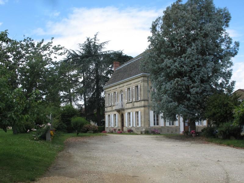 Domaine de Cheval Blanc – SAINT-GERMAIN-DE-GRAVE – Sud-Gironde