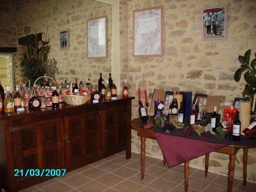 Domaine gd homme degustation, blasimon otem 2007