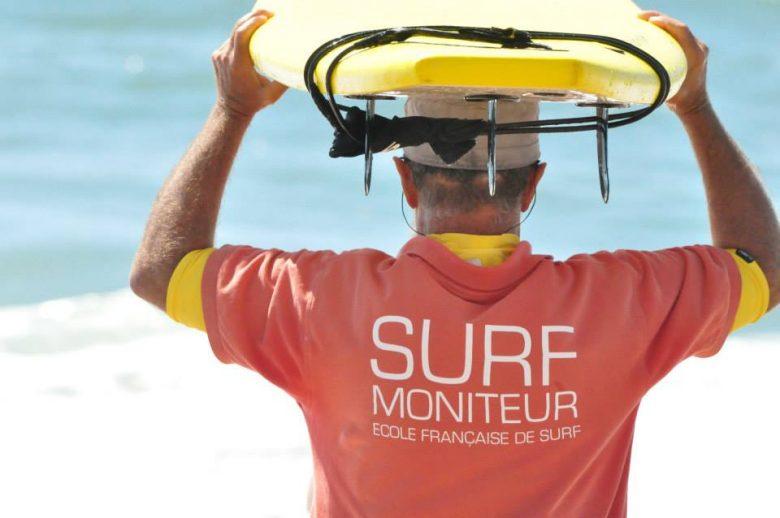 Ecole surf- Boco – Lacanau -moniteur
