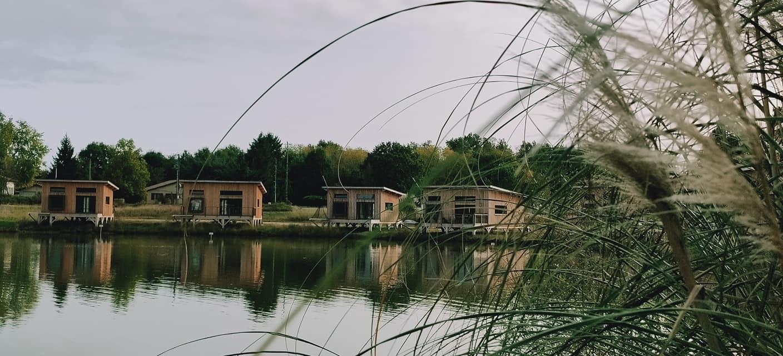 Ecolodges des Graves et du Sauternais – SAINT-PARDON-DE-CONQUES – Sud-Gironde