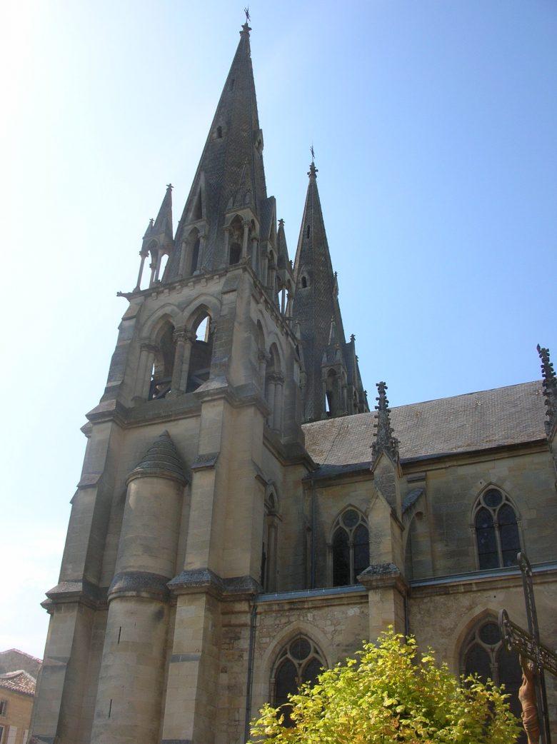 Eglise Branne