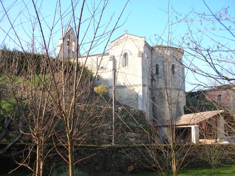 Eglise Camiac 1