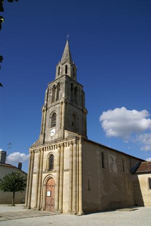 Eglise Saint Maixant