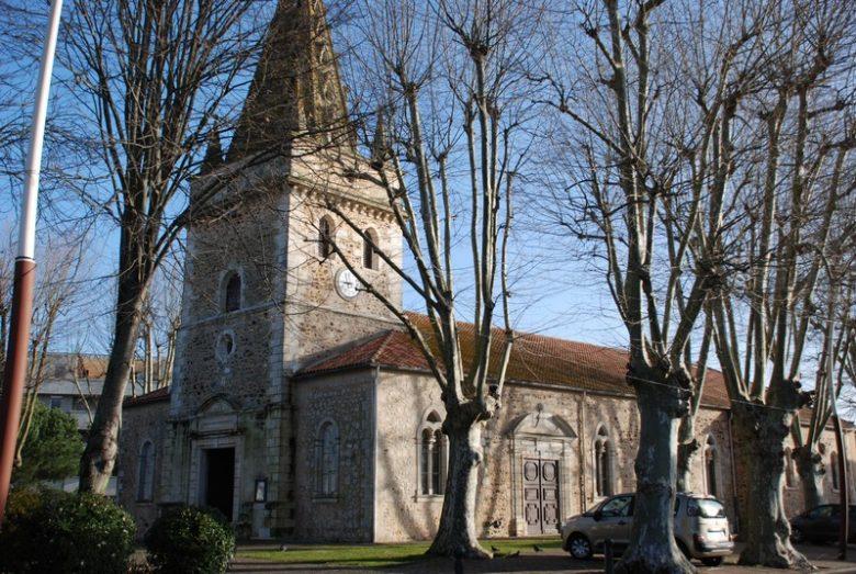 Eglise Saint Vincent La Teste de Buch