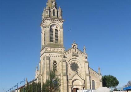 Eglise Saint-André du Teich