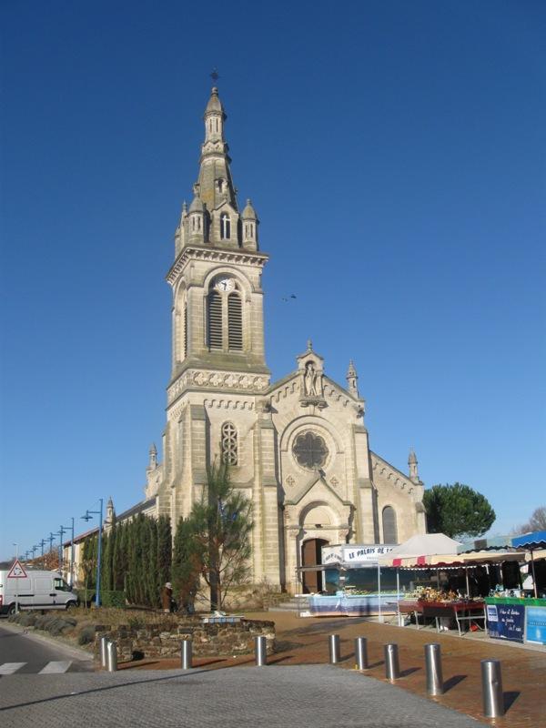 Eglise St André – Le Teich
