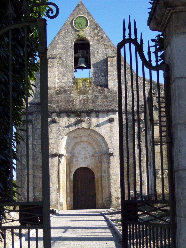 Eglise-St-Martial