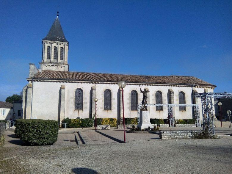 Eglise de Saint Pierre d'Aurillac