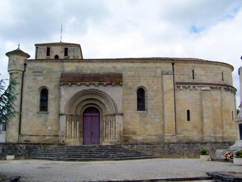 Eglise-St-Romain-de-Targon